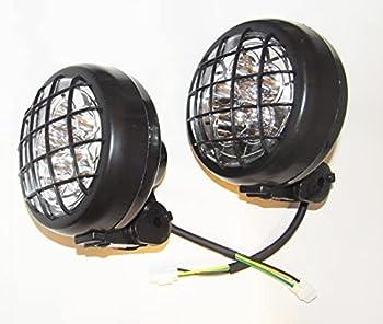 yamaha banshee headlights