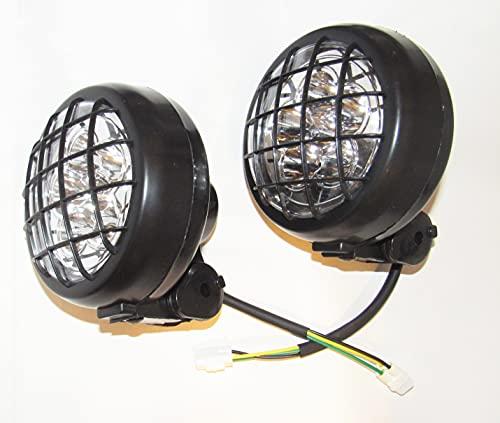 yamaha banshee headlights - 1