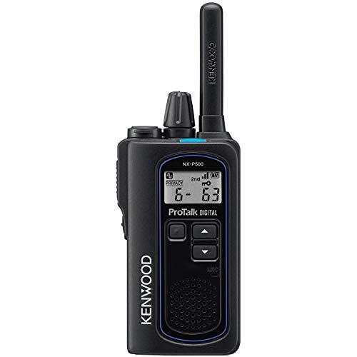 ProTalk Digital NX-P500 UHF 2-Way Business Radio, Black