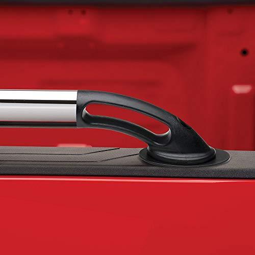 Nylon Traditional Locker Rails  For 2020+ Chevrolet Silverado HD 2500/3500-6.8ft Standard Bed - PUTCO 99858