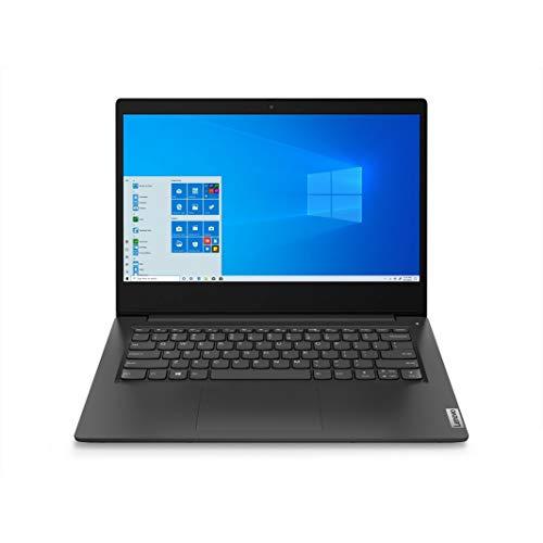 """Lenovo IdeaPad 3 14IML05 14"""" 4GB 128GB Intel Pentium Gold 6405U X22.3GHz Win10,Business Black"""