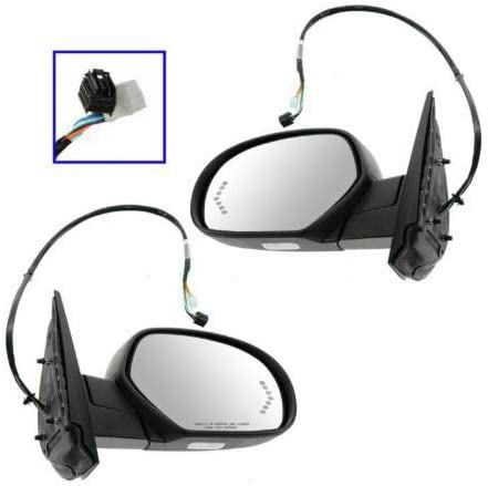 OLINDA Mirrors Power Phoenix Mall Heated Price reduction Signal Compatible wi Puddle Set Pair