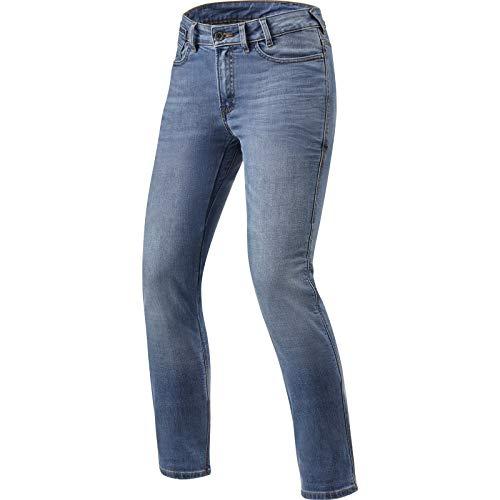Revit Urban Jeans Victoria Ladies SF Classic Blue Used L34, Size 28 | FPJ037-6211-28