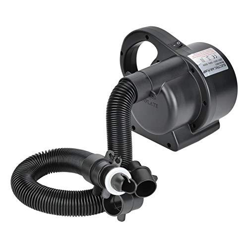 DAUERHAFT Leichte elektrische Pumpe für Kajak, für Gummiboot