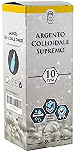 SEB Argento Colloidale Ionico 10 Ppm - 50 Ml
