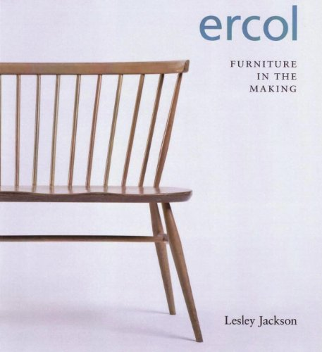 Jackson, L: Ercol: Furniture in the Making