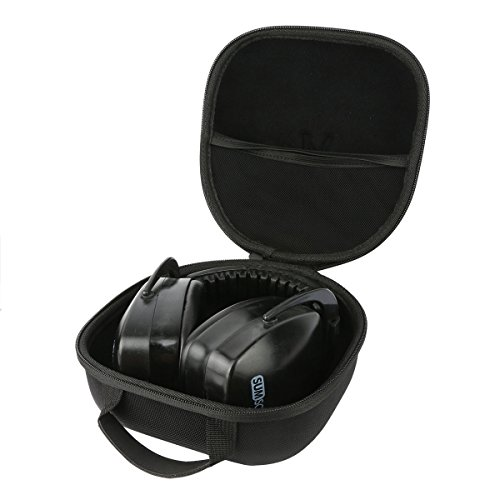 Khanka Hard Travel Case Replacement for Logitech G933 Artemis Spectrum - Wireless RGB 7.1 Dolby and DST Headphone Surround Sound Gaming Headset