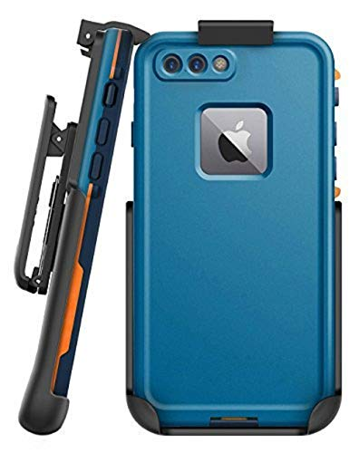 Encased Belt Clip Holster for Lifeproof Fre Case - iPhone 8 Plus 5.5' (case not Included)