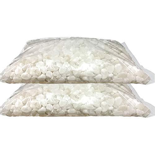 お墓の除草塩10kg大袋×2袋合計20�sサイズ混合 粒M〜3Lサイズ(10mm〜35mm)