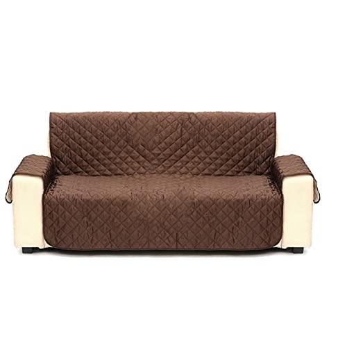 YAHAO Funda de Sofá para Perros,Protección de Sofá Funda de Sofá Funda de Sofá Impermeable Cinturón de Protección de Muebles Cinturón Elástico para Mascotas Funda de Sofá para Niños,180x147cm