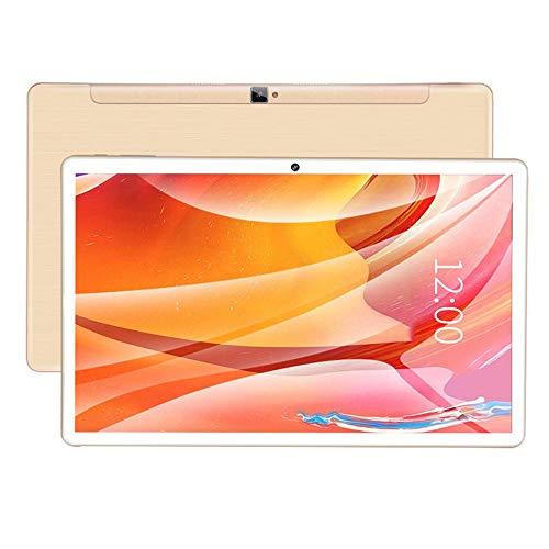tablet PC 12 Pulgadas Android 8.0 PC de Diez núcleos 64GB ROM 4GB RAM 1920 * 1200 IPS 4G + WiFi PC Dual SIM/SD Bluetooth GPS 8MP + 13MP Cámara Dual 12000mAh Batería