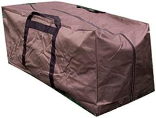 Intrepid International Hay Bale Storage Bag, Brown