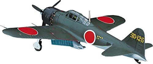 A6M5 Mitsubishi A6M Zero Type 52/52-inch shell 1/48 Mitsubishi (japan import)