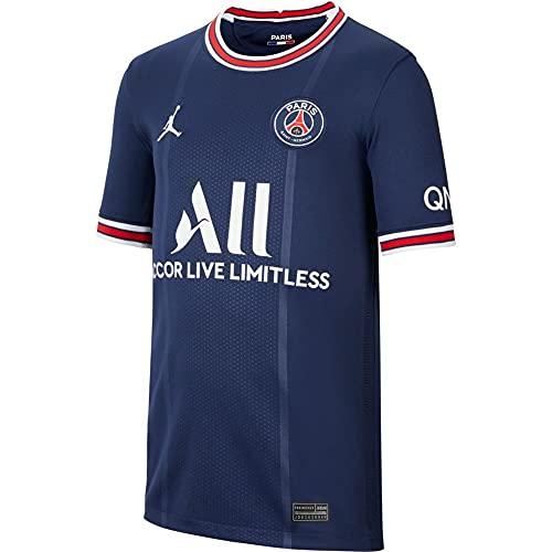 Nike - Paris Saint-Germain Temporada 2021/22 Camiseta Primera Equipación Equipación de Juego, XS, Unisex