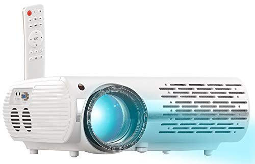 SceneLights Projector: Full-HD LED-LCD-Beamer mit Media-Player, 1920 x 1080 Pixel, 3.000 lm (HD LED Beamer mit Mediaplayer)