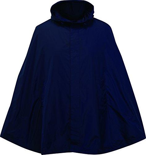 PERIGOT vopo100Poncho Grand Nylon blau Nacht 7x 7x 30cm