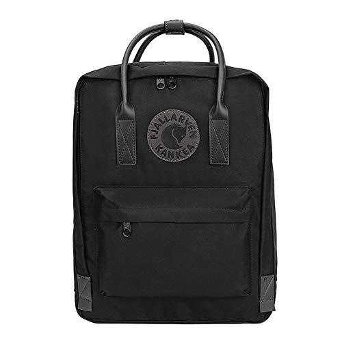 HLONGG Women's Backpack Backpack with Laptop Compartment Volume Ceiling, Waterproof Backpack School Leisure Bag School 16-Inch Black Works,Red#1,12.65.116.5in