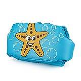 Freenfitmall Schwimmweste für Kinder, Armärmel, Schwimmflügel zum Schwimmen lernen,...
