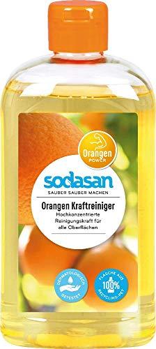 6 x 500 ml SODASAN Orangenreiniger