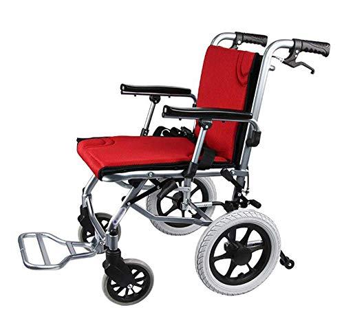 Drive Medische Ouderen Rolstoel Rolstoel Opvouwbare Comfortabele Armsteun Armen en Heffen Benen naar Rest Aluminium Ouderen Rolstoel Toegankelijk voor gehandicapten, Y-L