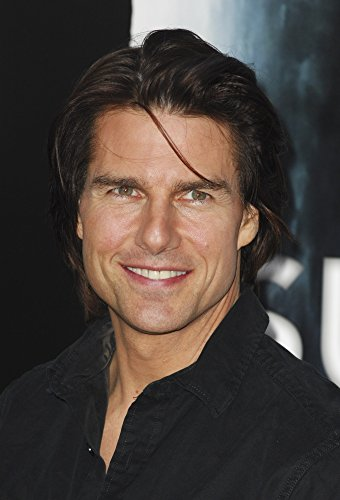 Posterazzi Tom Cruise At Arrivals For Super 8 Premiere Regency Village Theater Los Angeles Ca June 8 2011 Poster Print, (8 x 10)