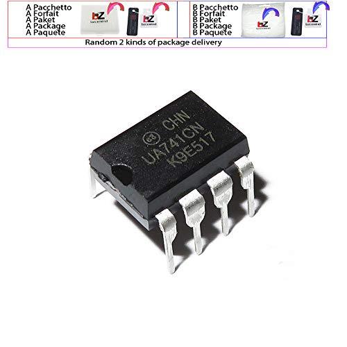 20 Stück UA741 LM324 LM393 LM339 NE555 LM358 DIP LM358N LM324N LM339N LM393N NE555P UA741CN Verstärker Schaltung Ua741cn