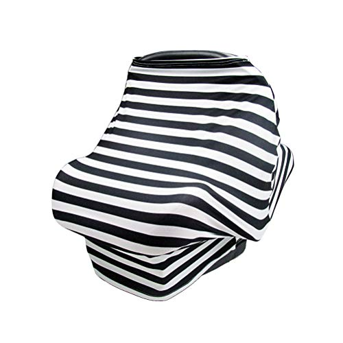 Why Should You Buy YEAHIBABY Baby Car Seat Cover Baby Stroller Cover Multi-Functional Care Towel Nur...