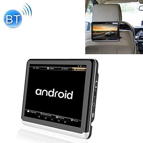 41mCcNflKdL - A10 coche universal Full HD pulgadas Android 6.0 10.1 del asiento trasero del coche del receptor de radio MP5, soporte del espejo Enlace / Wi-Fi / FM, soporte del espejo Enlace, sin DVD de reproducció