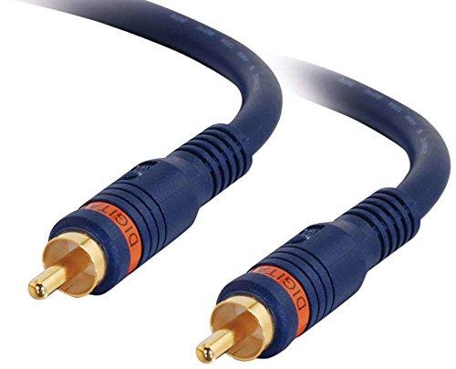 C2G 10m Velocity Digital Audio Coax Cable - cables de vídeo compuesto...
