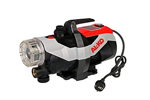 AL-KO Hauswasserautomat HWA 3600 Easy (850 W Motorleistung, 3.600 l/h max. Förderleistung, 38 m max. Förderhöhe, inkl. XXL-Filter)