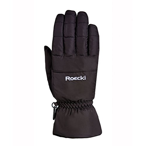 Roeckl Herren Sesto GTX Handschuhe, schwarz (000), 12