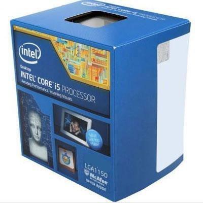 1 - Core i5 4690K Processor by Intel Corp. [並行輸入品]