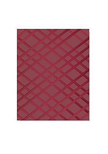 "Frame-For-All Bulletin-Memo Board: Burgundy (Small (15"" x 20""))"