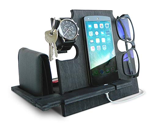 Herren Dockingstation, iPhone-Dock, tolles Geschenk