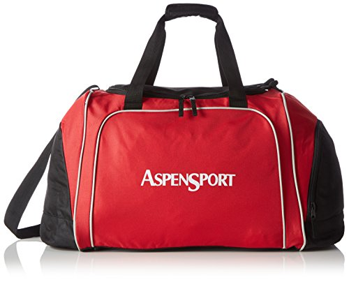 Aspen Sport Borsa da Viaggio Rosso