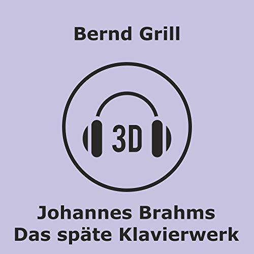 Brahms: 6 Klavierstücke, Op.118: 4. Intermezzo. Allegretto un poco agitato