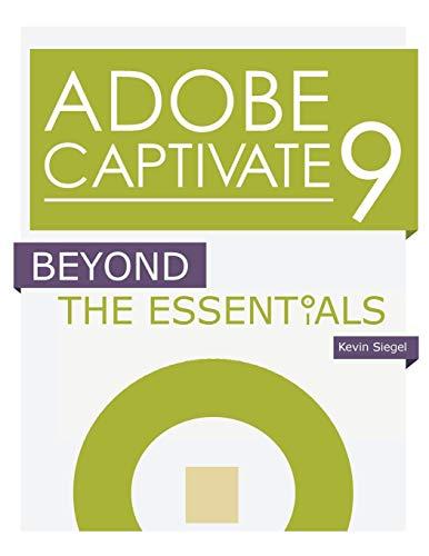 Adobe Captivate 9 Beyond The Essentials