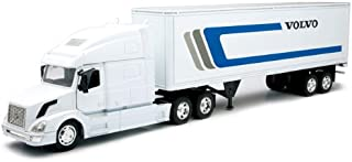 large scale semi truck models
