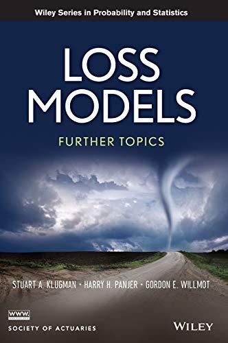 Loss Models: Further Topics