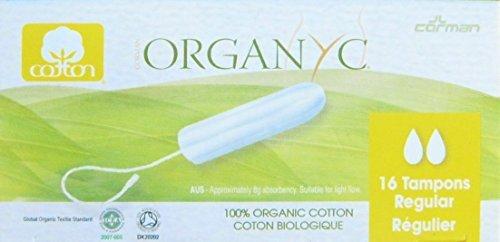 Organyc – Regular Organic Cotton stempel – gratis applicator – 16 kleuren