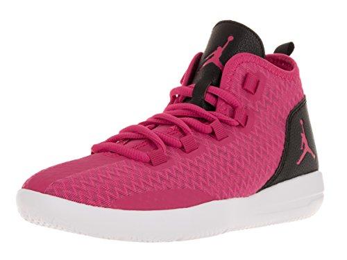 Nike Mädchen Jordan Reveal GG Basketballschuhe, Rosa Rosa Vivid Pink VVD Pink Schwarz Weiß, 40 EU