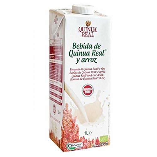 Quinua Real Bevanda di Quinoa e Riso Bio - 1L