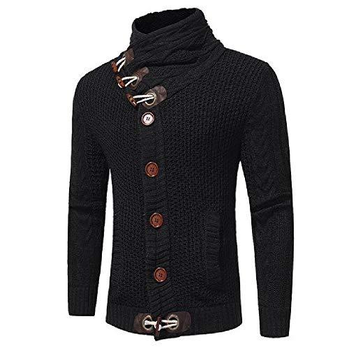 OKJI Herfst Winter Mode Casual Vest Trui Mannen Losse Fit 100% Teryleen Warm Breien Kleding Trui Mannen 4XL