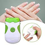Electric Nail Trimmer - Safely & Quickly...