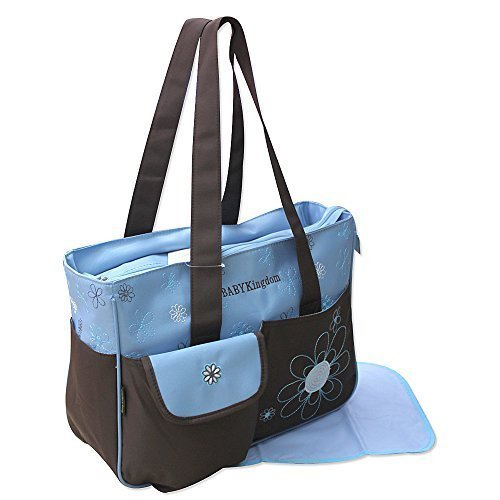 De 2 pièces bébé Couleur Modèle 2015 ! marron bleu Sac à langer Sélecteur De Couleur De Voyage Propre Sac Couches Sac Babytasche