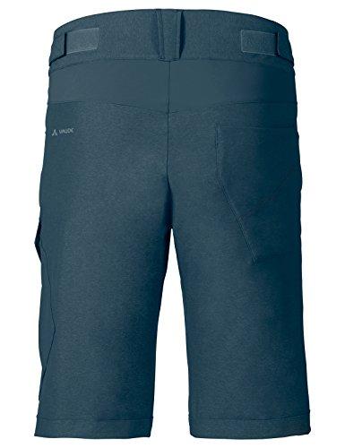 Vaude Herren Men's Tremalzo Shorts II Hose, Dark Petrol, S - 2