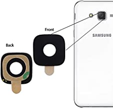 BisLinks for Samsung Galaxy J5 2015 Rear Back Camera Glass Lens Cover Adhesive Sticker Replacement Part