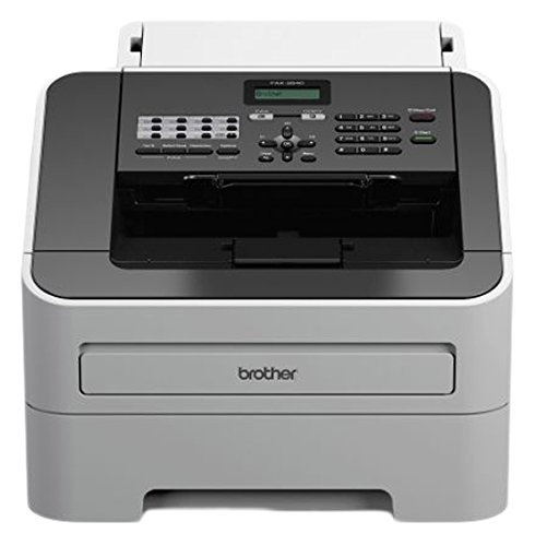 Brother FAX-2840 grau weiß Bild