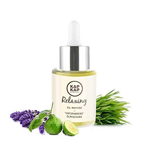 Parfumolie & badolie - aromaolie met lavendel - badessence om lichaam stressvrij te voelen - cadeaupakket