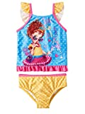 Toddler Girls Fancy Nancy 2 Piece Tankini Swimsuit - 2T Yellow